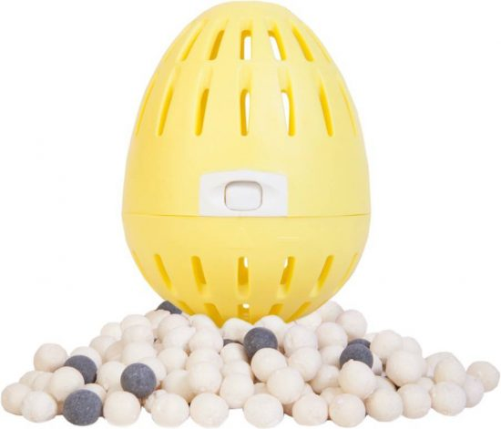 laundry egg case – on pellets – 100% fragrance free