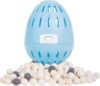 laundry egg case - on pellets - soft cotton