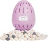 laundry egg case - on pellets - spring blossom