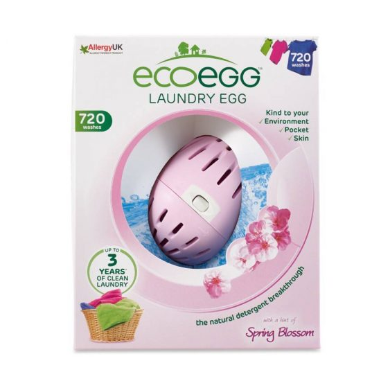 Laundry Egg 720 Washes Spring Blossom Front