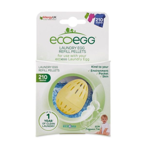 Laundry Egg Refills 210 Front FF